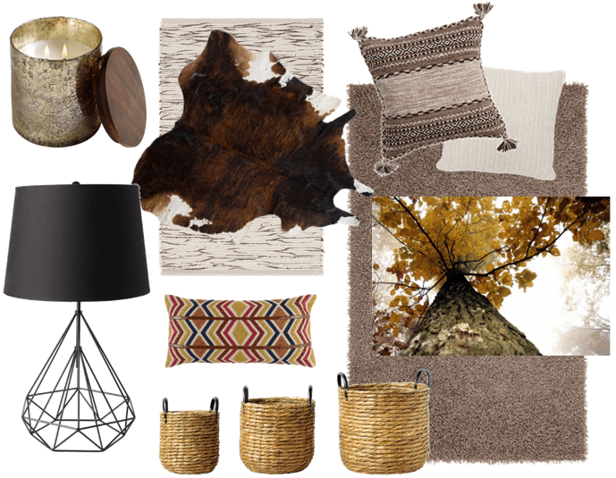 Fall Interior Design